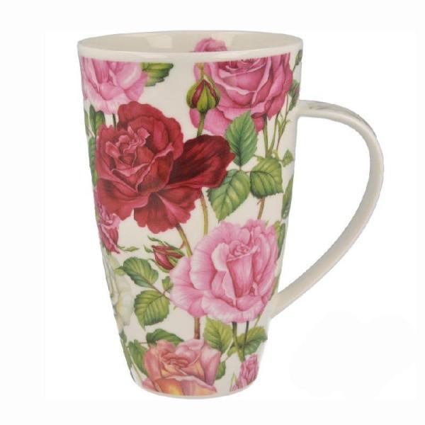 """Dunoon Becher """"Roses"""", Henley, 0,6 l"""