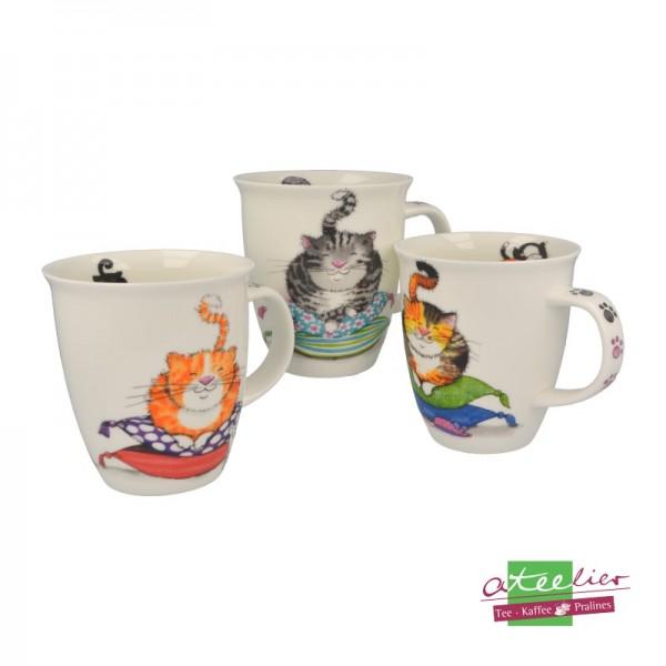 """Dunoon Becher """"Comfy Cats"""", Nevis, 0,48 l"""