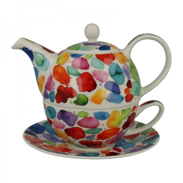 """Dunoon Tea for one """"Blobs!"""", 3 tlg."""