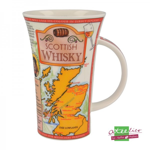 "Dunoon Becher Glencoe ""Scottish Whisky"",0,5 l"