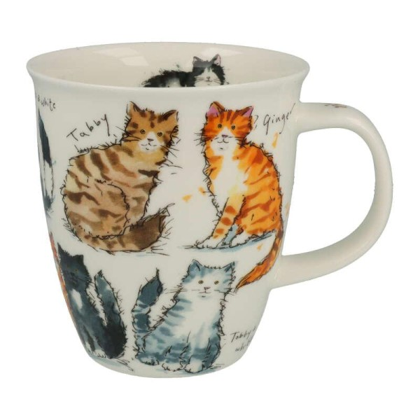 """Dunoon Becher """"Messy Cats"""", Nevis, 0,48 l"""