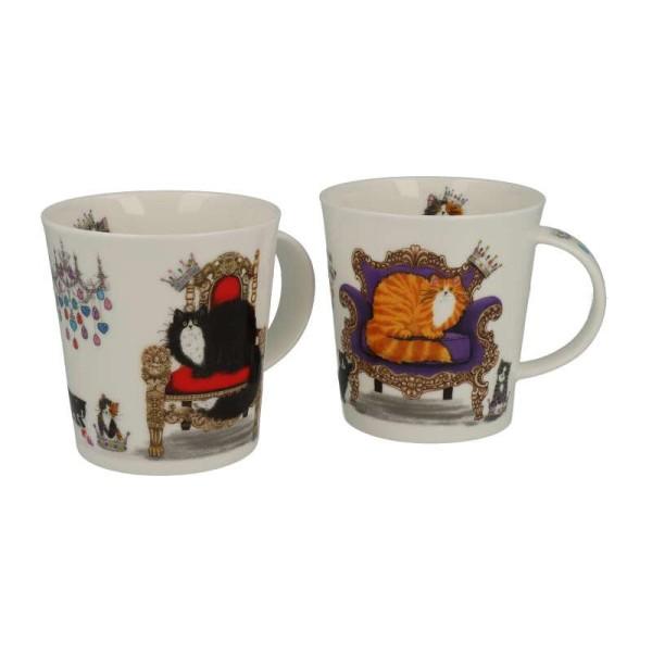 """Dunoon Becher """"Regal Cats"""", Lomond, 0,32 L"""