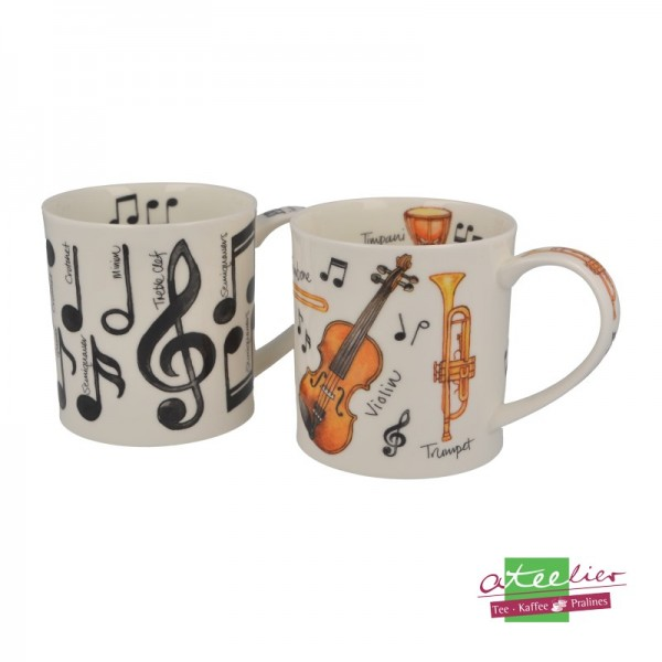 """Dunoon Becher """"Music"""", Orkney, 0,35 L"""