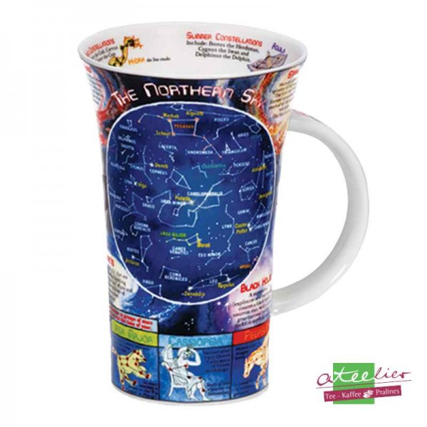 "Dunoon Becher Glencoe ""Night Sky"", 0,5 l"