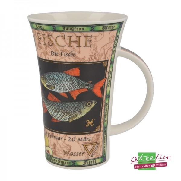 """Sternzeichenbecher """"Fisch"""""""