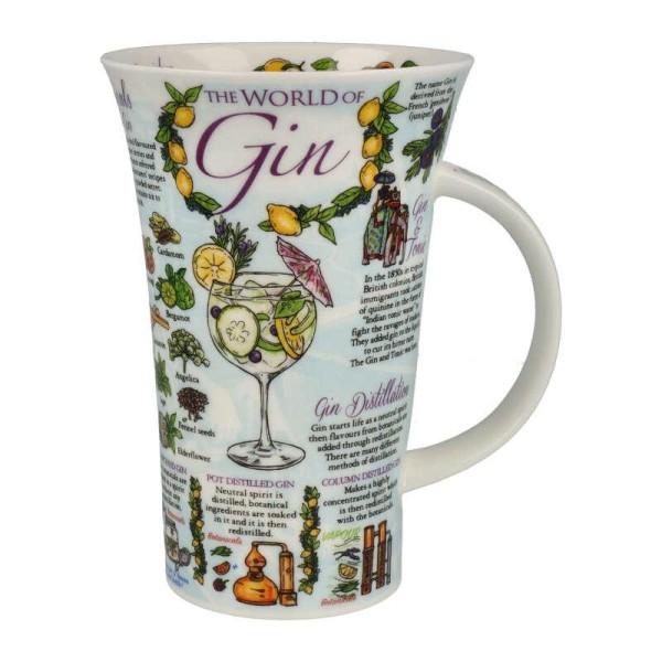 "Dunoon Becher ""World of Gin"", Glencoe, 0,5 L"