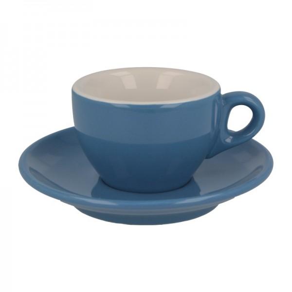 """Espressotasse """"Roma"""", 2 tlg., ocean blue"""