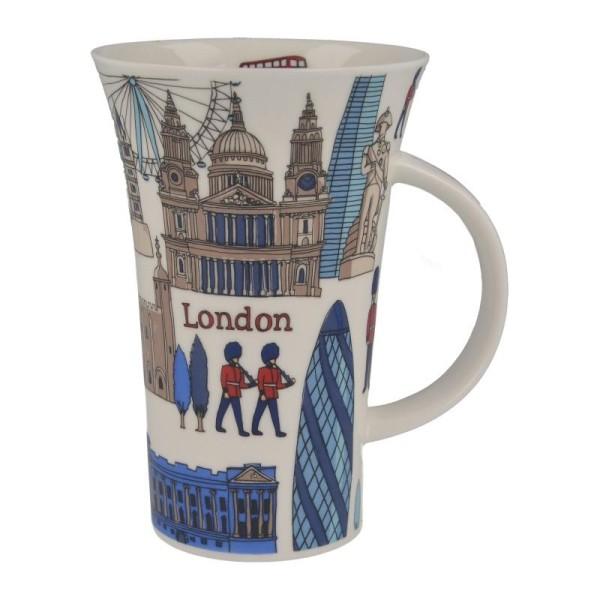 "Dunoon Becher Glencoe ""London ´15"", 0,5 L"