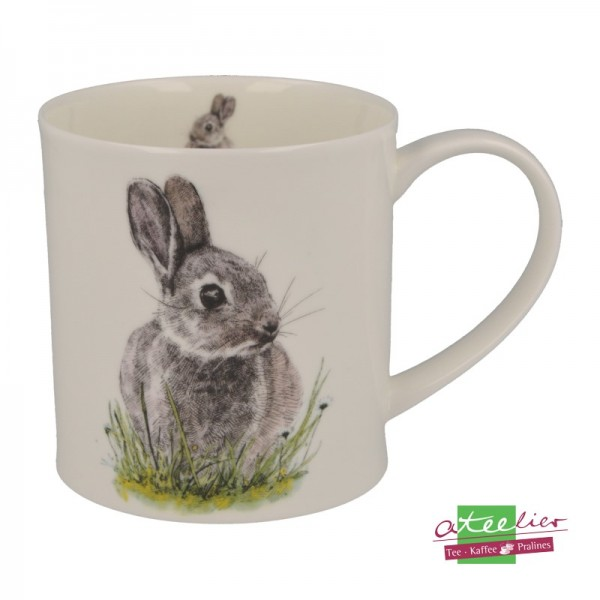 """Dunoon Becher """"H Longmuir Collection"""", Orkney, 0,35 L, Bunny"""