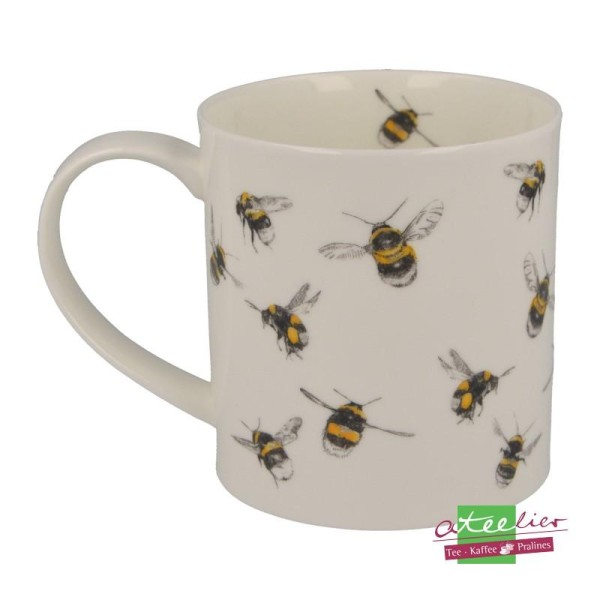 """Dunoon Becher """"H Longmuir Collection"""", Orkney, 0,35 L, Bee"""