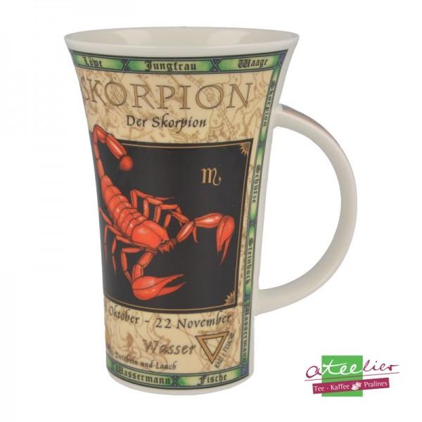 """Sternzeichenbecher """"Skorpion"""""""