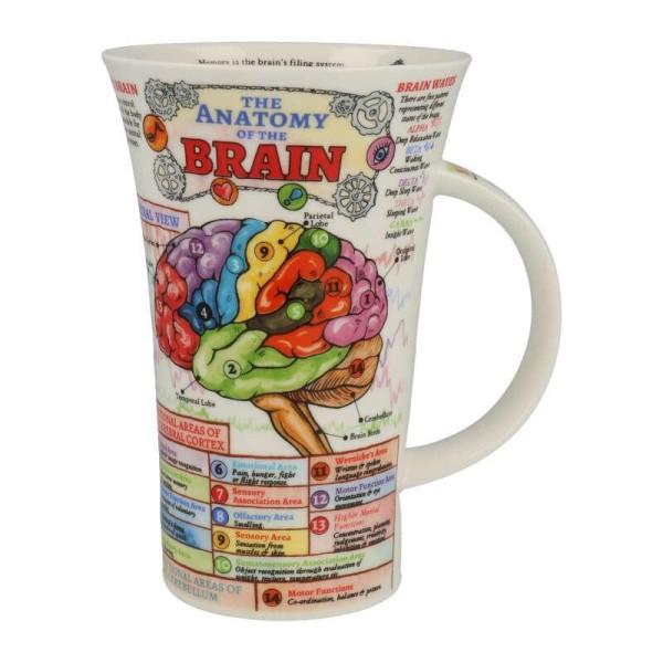 "Dunoon Becher ""The Brain"", Glencoe, 0,5 L"