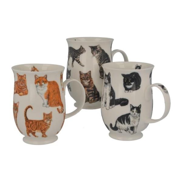 """Dunoon Becher """"Cats"""", Suffolk, 0,31 L"""