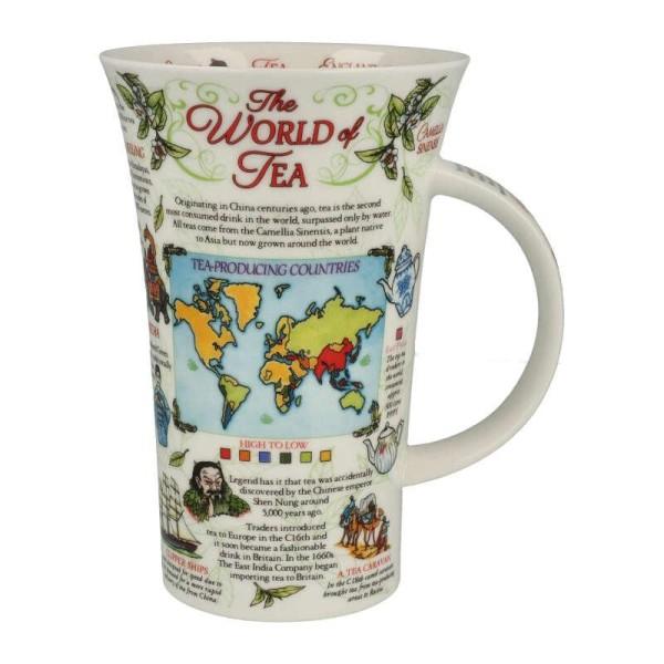 "Dunoon Becher ""World of Tea"", Glencoe, 0,5 L"
