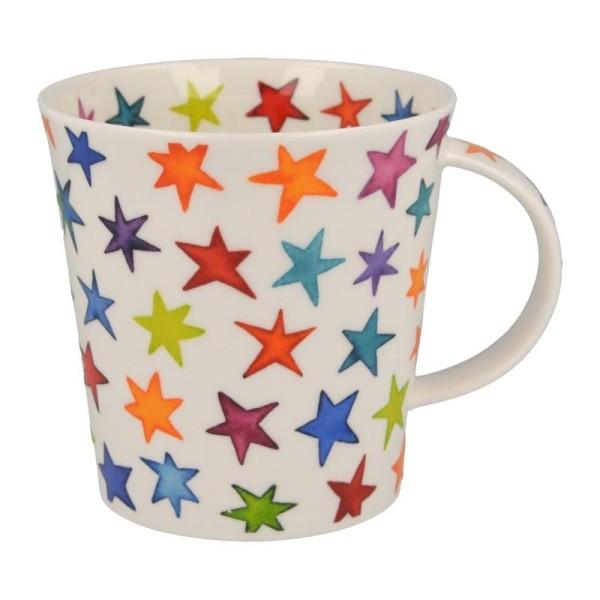 "Dunoon Becher ""Starburst"", Cairngorm, 0,48 l"