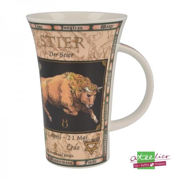 """Sternzeichenbecher """"Stier"""""""
