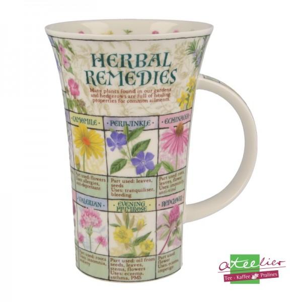 "Dunoon Becher Glencoe ""Herbal Remedies"", 0,5L"