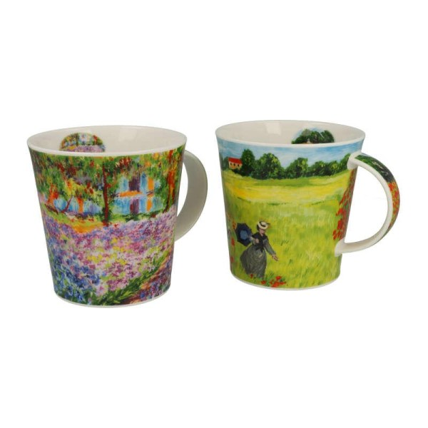 """Dunoon Becher """"Giverny"""", Cairngorm, 0,48 L"""
