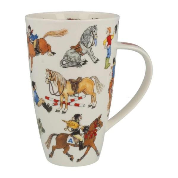 """Dunoon Becher """"Horseplay"""", Henley, 0,6 L"""