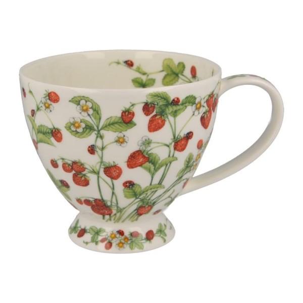 """Dunoon Becher """"Wild Strawberries"""", Skye, 0,45 L"""