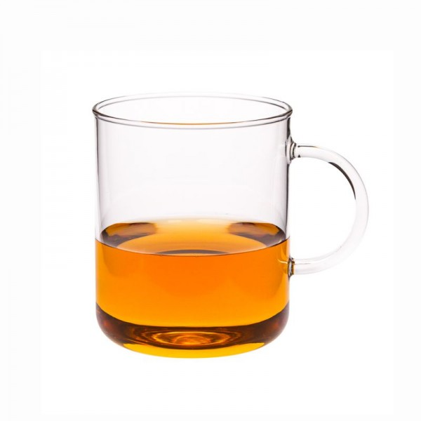 """Trendglas Tasse """"Office"""", Glas, 0,4 l"""