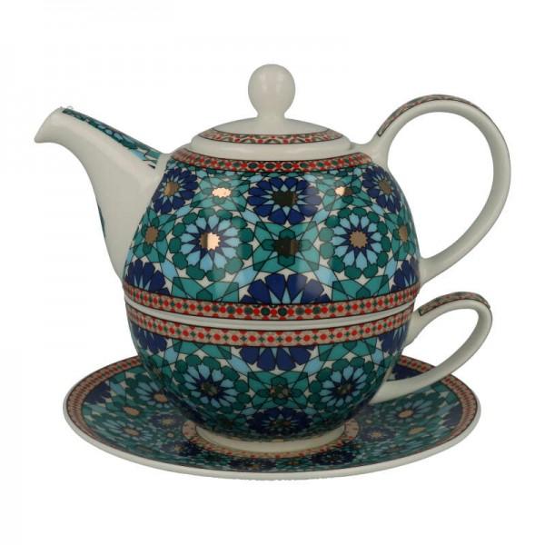 "Dunoon Tea for one ""Ishtar"", 3 tlg."