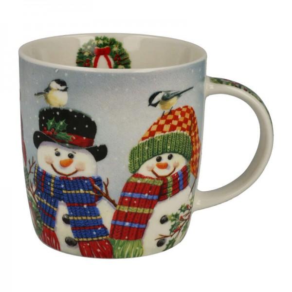 """Tee-Maass Becher """"Frosty Snowmen"""""""