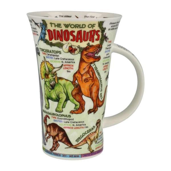 "Dunoon Becher ""World of Dinosaurs"", Glencoe, 0,5 L"