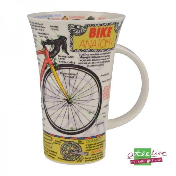 "Dunoon Becher Glencoe ""Bike Anatomy"", 0,5 l"