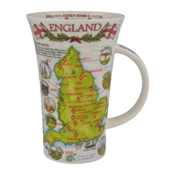 "Dunoon Becher Glencoe ""England"", 0,5 L"