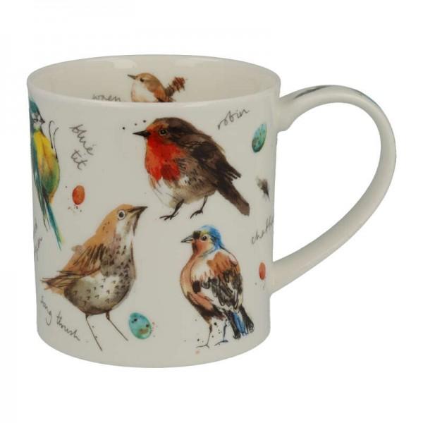 "Dunoon Becher ""Garden Birds"", Orkney, 0,35 L"