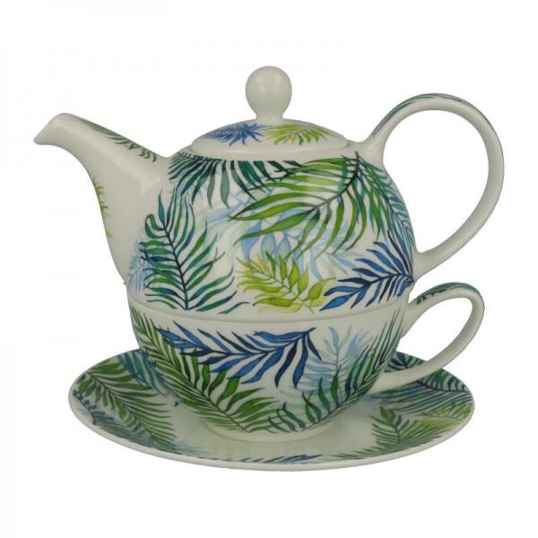 "Dunoon Tea for one ""Orinoco"". 3 tlg."