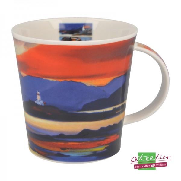 "Dunoon Becher ""Red Skies"", Cairngorm, 0,48 l"