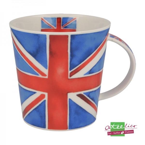 "Dunoon Becher ""Union Jack"", Cairngorm, 0,48 l"